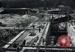 Image of Rocket program construction site Peenemunde Germany, 1941, second 11 stock footage video 65675030664