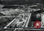 Image of Rocket program construction site Peenemunde Germany, 1941, second 12 stock footage video 65675030664