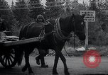 Image of Civilian refugees Kemijarvi Finland, 1941, second 10 stock footage video 65675030672
