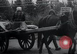 Image of Civilian refugees Kemijarvi Finland, 1941, second 11 stock footage video 65675030672