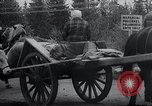 Image of Civilian refugees Kemijarvi Finland, 1941, second 12 stock footage video 65675030672
