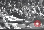 Image of Nuremberg trials Nuremberg Germany, 1946, second 1 stock footage video 65675030677