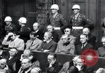 Image of Nuremberg trials Nuremberg Germany, 1946, second 3 stock footage video 65675030678