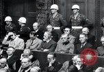 Image of Nuremberg trials Nuremberg Germany, 1946, second 4 stock footage video 65675030678
