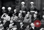Image of Nuremberg trials Nuremberg Germany, 1946, second 6 stock footage video 65675030678