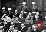 Image of Nuremberg trials Nuremberg Germany, 1946, second 9 stock footage video 65675030678