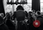 Image of Rocket and aircraft conference Germany Rechlin Air Station, 1943, second 5 stock footage video 65675030681