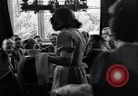 Image of Rocket and aircraft conference Germany Rechlin Air Station, 1943, second 12 stock footage video 65675030681