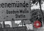 Image of Rocket test center construction Peenemunde Germany, 1940, second 1 stock footage video 65675030686