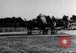 Image of Fi103 V-1 flying bomb aerial release Peenemunde Germany, 1942, second 12 stock footage video 65675030692