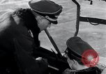 Image of ME-262 aircraft cockpit instruction Germany, 1944, second 3 stock footage video 65675030705