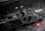 Image of ME-262 aircraft cockpit instruction Germany, 1944, second 11 stock footage video 65675030705