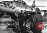 Image of ME-262 aircraft landing gear Germany, 1943, second 7 stock footage video 65675030710