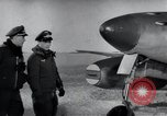 Image of ME-262 aircraft instruction Germany, 1944, second 3 stock footage video 65675030711