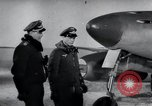 Image of ME-262 aircraft instruction Germany, 1944, second 4 stock footage video 65675030711
