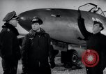 Image of ME-262 aircraft instruction Germany, 1944, second 6 stock footage video 65675030711