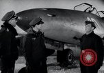 Image of ME-262 aircraft instruction Germany, 1944, second 7 stock footage video 65675030711