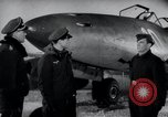 Image of ME-262 aircraft instruction Germany, 1944, second 8 stock footage video 65675030711