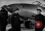 Image of ME-262 aircraft instruction Germany, 1944, second 9 stock footage video 65675030711