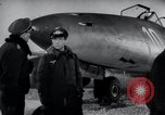 Image of ME-262 aircraft instruction Germany, 1944, second 10 stock footage video 65675030711