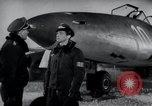 Image of ME-262 aircraft instruction Germany, 1944, second 11 stock footage video 65675030711