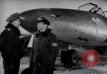 Image of ME-262 aircraft instruction Germany, 1944, second 12 stock footage video 65675030711
