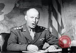 Image of US General speaks about KB-700 United States USA, 1943, second 9 stock footage video 65675030751