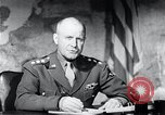 Image of US General speaks about KB-700 United States USA, 1943, second 11 stock footage video 65675030751