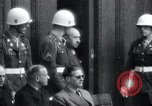 Image of Nuremberg trials Nuremberg Germany, 1946, second 3 stock footage video 65675030755