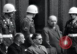 Image of Nuremberg trials Nuremberg Germany, 1946, second 4 stock footage video 65675030755