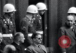 Image of Nuremberg trials Nuremberg Germany, 1946, second 5 stock footage video 65675030755