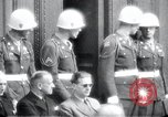 Image of Nuremberg trials Nuremberg Germany, 1946, second 12 stock footage video 65675030755