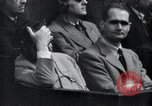 Image of Nuremberg trials Nuremberg Germany, 1946, second 3 stock footage video 65675030756