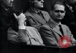 Image of Nuremberg trials Nuremberg Germany, 1946, second 4 stock footage video 65675030756