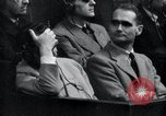 Image of Nuremberg trials Nuremberg Germany, 1946, second 5 stock footage video 65675030756