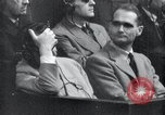 Image of Nuremberg trials Nuremberg Germany, 1946, second 6 stock footage video 65675030756