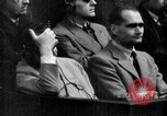 Image of Nuremberg trials Nuremberg Germany, 1946, second 9 stock footage video 65675030756