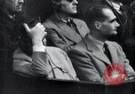 Image of Nuremberg trials Nuremberg Germany, 1946, second 12 stock footage video 65675030756
