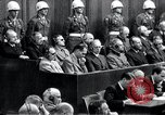 Image of Nuremberg trials Nuremberg Germany, 1946, second 12 stock footage video 65675030757