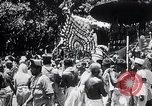 Image of Lord Vishnu chariot procession Puri India, 1931, second 12 stock footage video 65675030765