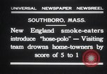 Image of hose polo Southboro Massachusetts USA, 1931, second 1 stock footage video 65675030767