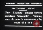 Image of hose polo Southboro Massachusetts USA, 1931, second 8 stock footage video 65675030767
