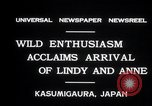 Image of Anne Morrow Lindbergh Kasumigaura Japan, 1931, second 3 stock footage video 65675030771