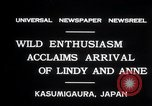 Image of Anne Morrow Lindbergh Kasumigaura Japan, 1931, second 4 stock footage video 65675030771