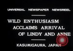 Image of Anne Morrow Lindbergh Kasumigaura Japan, 1931, second 5 stock footage video 65675030771