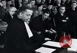 Image of Hanns Albin Rauter Den Haag Netherlands, 1948, second 5 stock footage video 65675030788