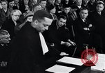 Image of Hanns Albin Rauter Den Haag Netherlands, 1948, second 6 stock footage video 65675030788