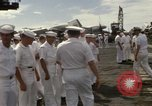 Image of USS Oriskany Philippine Sea, 1966, second 11 stock footage video 65675030804