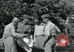Image of General Mark W Clark Eboli Italy, 1943, second 2 stock footage video 65675030837