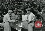 Image of General Mark W Clark Eboli Italy, 1943, second 4 stock footage video 65675030837